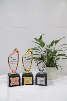 2017年6月斩获阿里文娱智能营销平台讲师PK赛-金银铜牌讲师